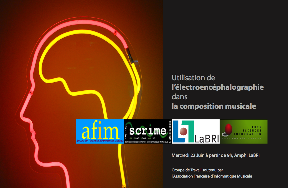 AFIM days : EEG and Music - Bordeaux, France